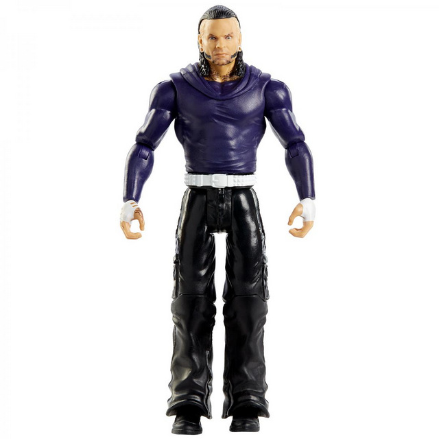 wwe basic 118 - jeff hardy - front