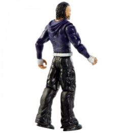 wwe basic 118 - jeff hardy - rear