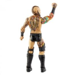 wwe elite 85 aleister black -back