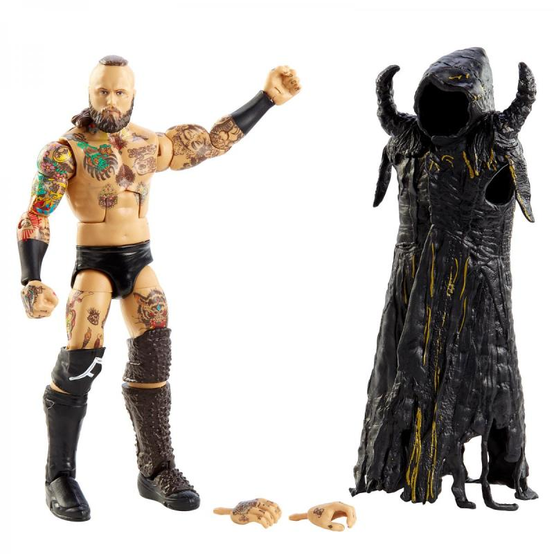 wwe elite 85 aleister black -chase