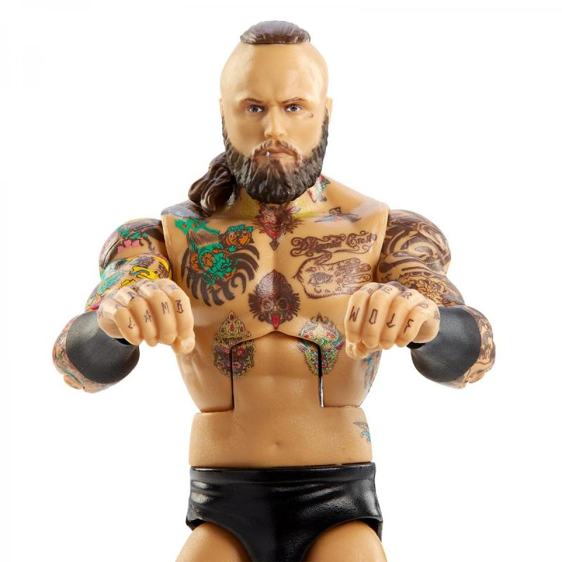 wwe elite 85 aleister black -main