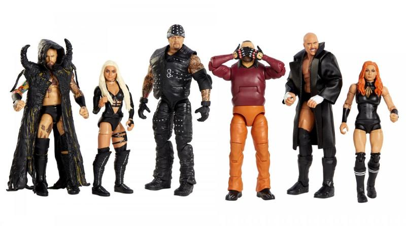 wwe elite 85 full wave