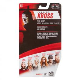 wwe elite 85 karrion kross -rear