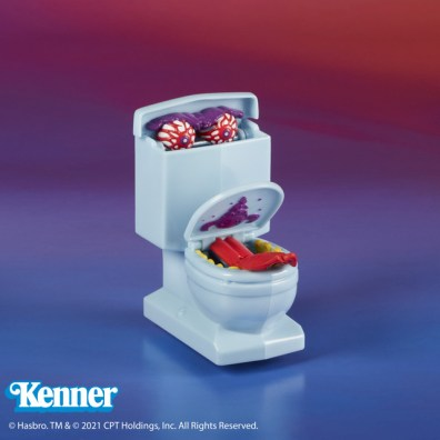 Kenner Classics' The Real Ghostbusters Ghosts -FearsomeFlush_1