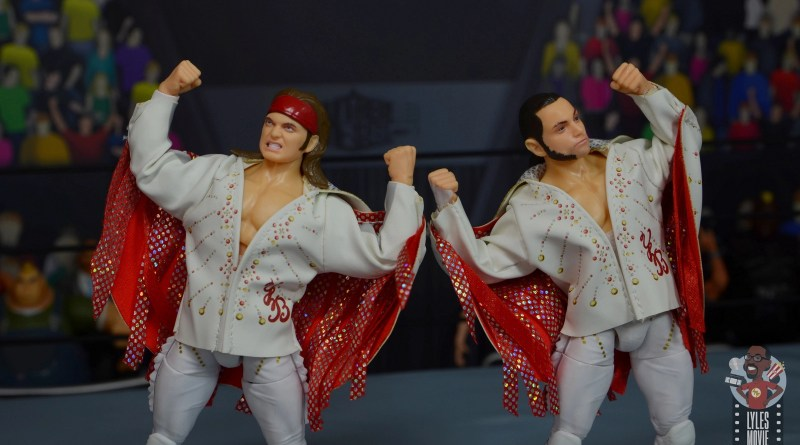 aew the young bucks figure review - main pic