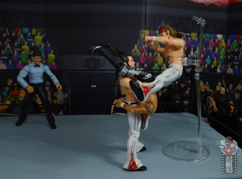 aew the young bucks figure review - meltzer driver