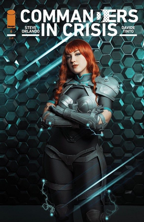 commanders in crisis 6 cosplay cover
