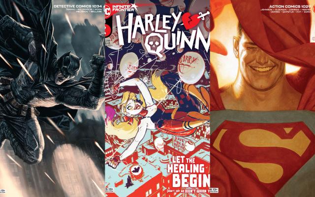 dc comics 3-23-21 - harley quinn #1