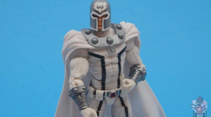 marvel legends house of x magneto figure review - main pic