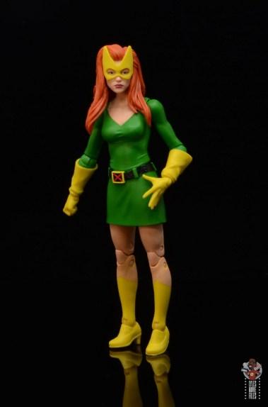 marvel legends house of x marvel girl figure review - hand on hip
