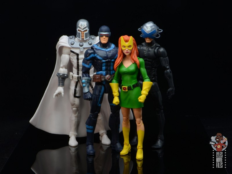 marvel legends house of x marvel girl figure review - house of x squad
