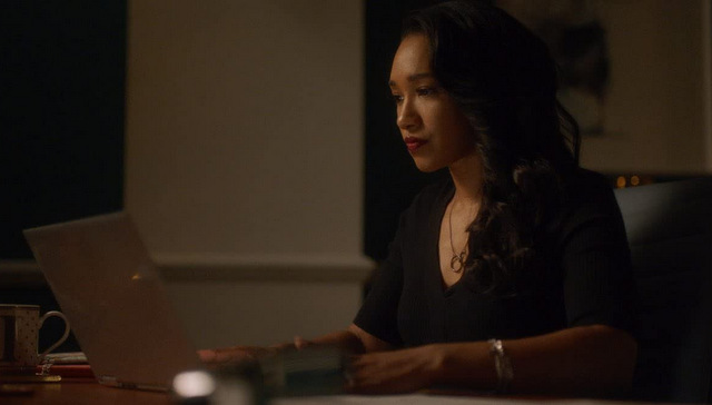 the flash - all's wells that ends wells review - iris