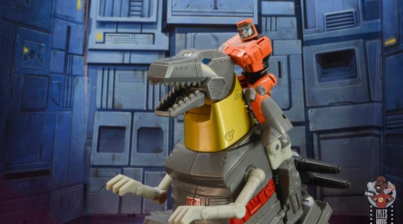 transformers studio series 86 grimlock review - main pic