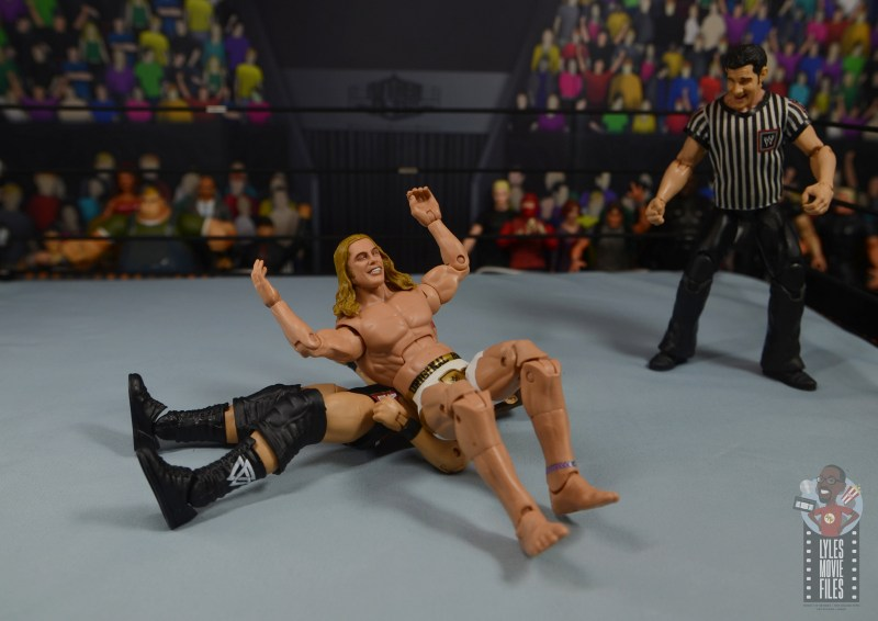 wwe elite 78 matt riddle figure review - broton senton
