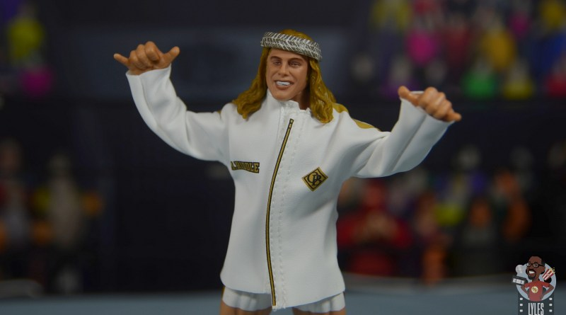 wwe elite 78 matt riddle figure review - main pic