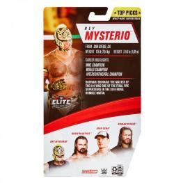 wwe elite top picks rey mysterio -package rear