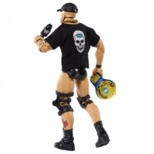 wwe ultimate edition stone cold steve austin - wearing accessories rear