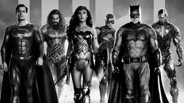 zack snyder's justice league review -the justice league