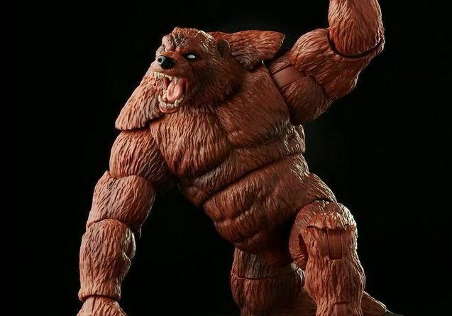 Hasbro Pulse FAN FEST 2021 - baf ursa major slashing down