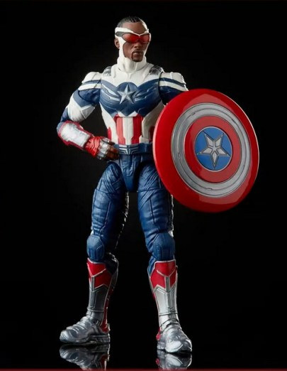 Hasbro Pulse Fan First Monday - captain american heroic stance