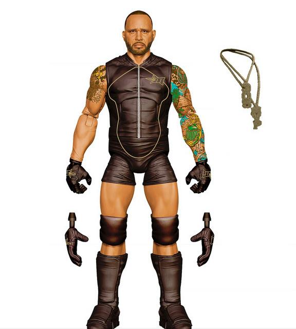 Mattel WWE Wrestlemania 2021 figure reveals elite 87 - mvp