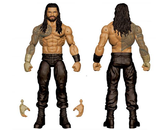 Mattel WWE Wrestlemania 2021 figure reveals elite 87 - roman reigns
