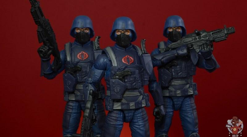 gi joe classified cobra infantry review -main pic