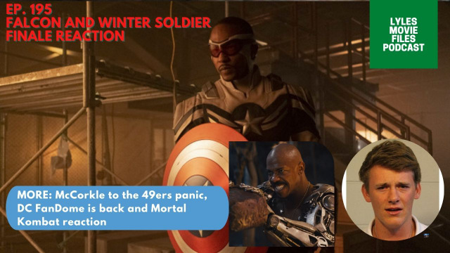 lmf ep 195 - falcon and winter soldier, mortal kombat