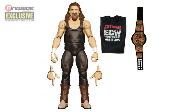 ringside collectibles ecw cactus jack