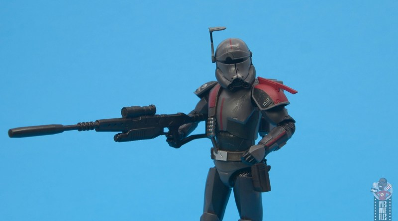 star wars the black series bad batch crosshair figure review - main pic