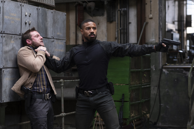 tom clancy's without remorse review -jamie bell and michael b. jordan