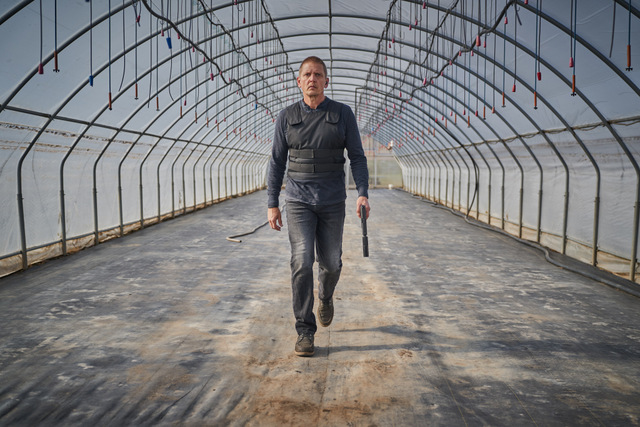 trigger point review - barry pepper
