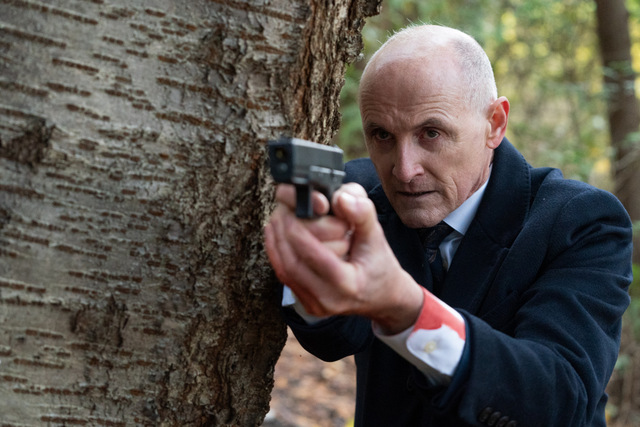 trigger point review - colm feore