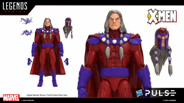 marvel legends age of apocalypse wave 2 - magneto