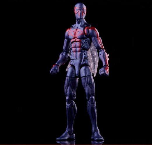 marvel legends spider-man 2099 - standing