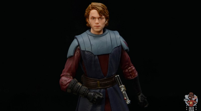 star wars the black series clone wars anakin skywalker review - main pic