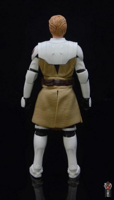 star wars the black series clone wars obi-wan kenobi review - rear