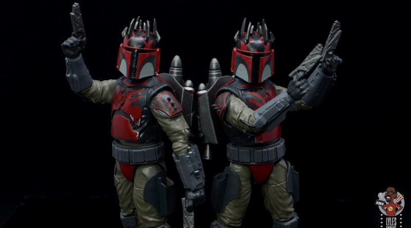 star wars the black series mandalorian super commando review - main pic