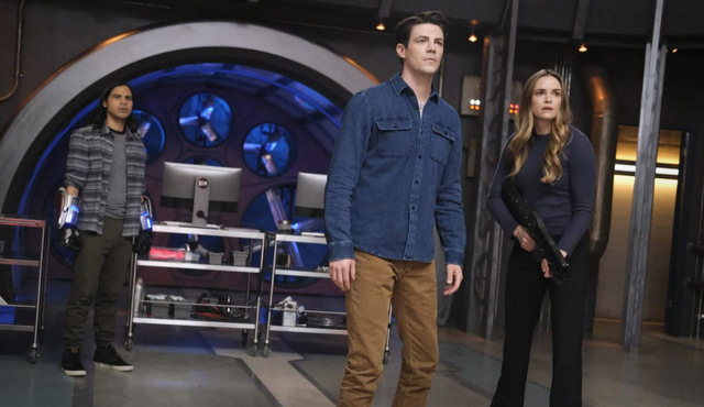 the flash - family matters, part 1 review -cisco, barry and caitlin