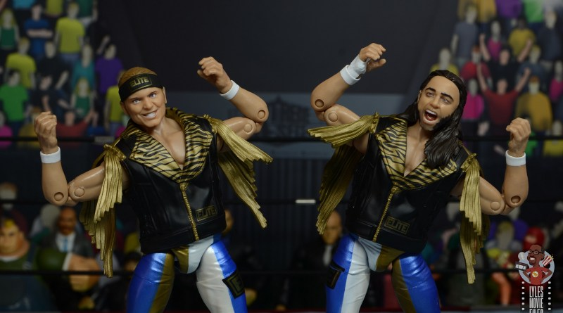 aew unrivaled series 3 the young bucks review - main pic