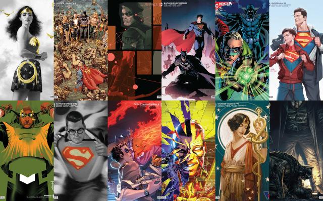 dc comics reviews 6-22-21 infinite frontier #1