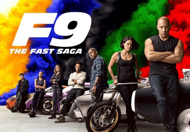 f9 - the fast saga review - main poster
