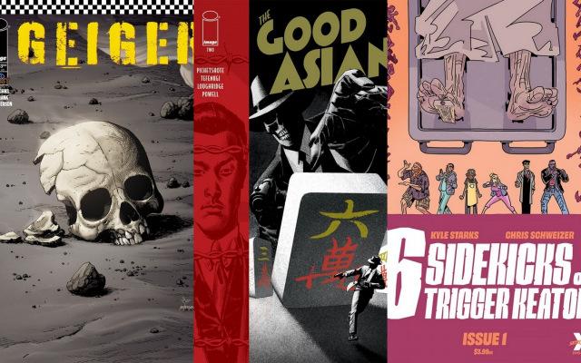 image comics reviews 6-9-21 the good asian #2