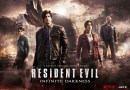 resident evil infinite darkness review -main poster