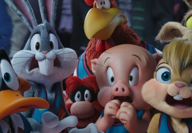 space jam a new legacy -the looney tunes gang