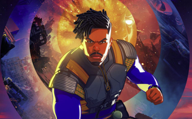 what if killmonger rescued tony stark review - main poster