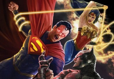 injustice review - main pic
