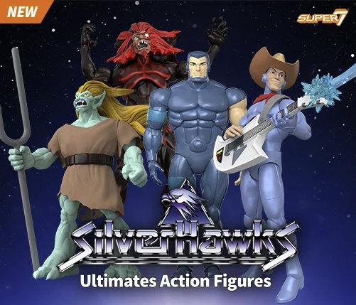 super7 silverhawks wave 2