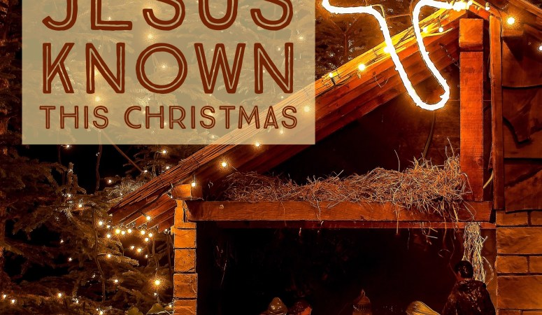 5 Ways to Make Jesus Known This Christmas