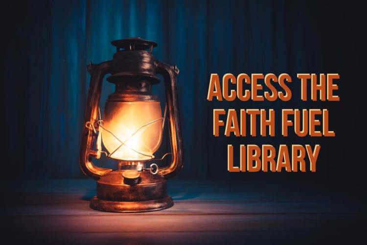 Faith Fuel Library | lylidunbar.com